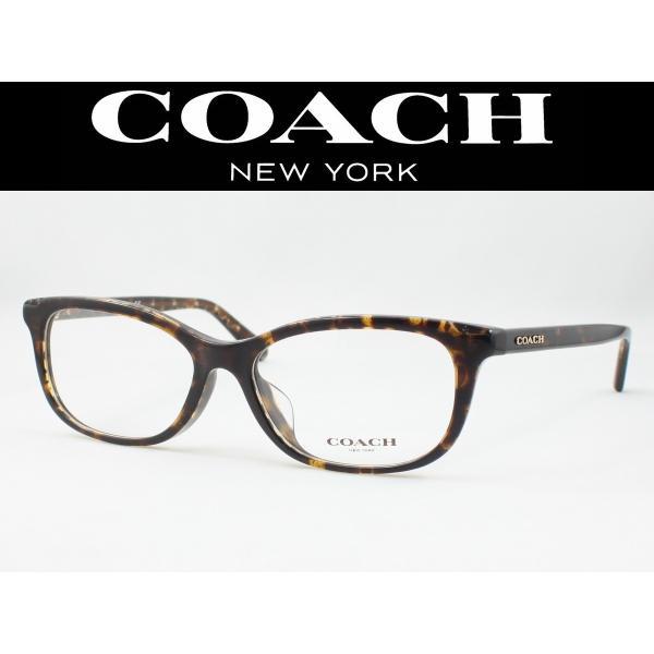 COACH コーチ メガネフレーム HC6150F-5583 度付き対応 近視 遠視 老眼 遠近両用 日本正規品 アジアンフィット