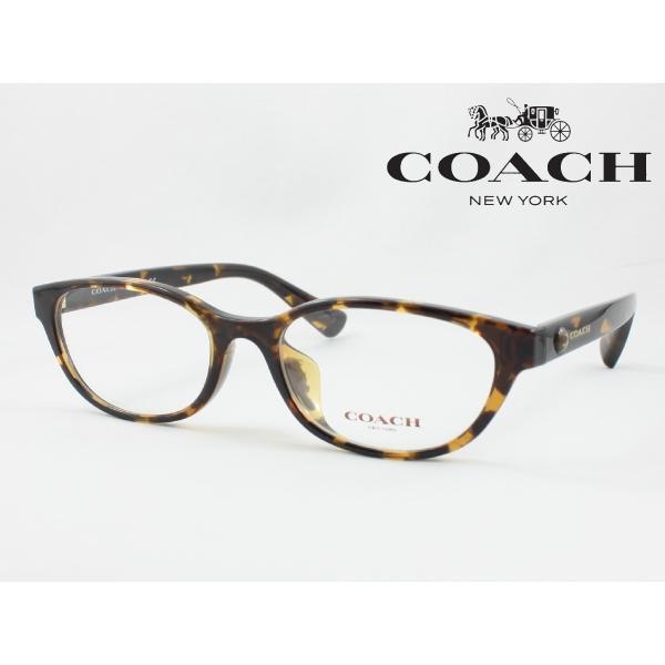 COACH コーチ メガネフレーム HC6151D-5120 度付き対応 近視 遠視 老眼 遠近両用 日本正規品 アジアンフィット