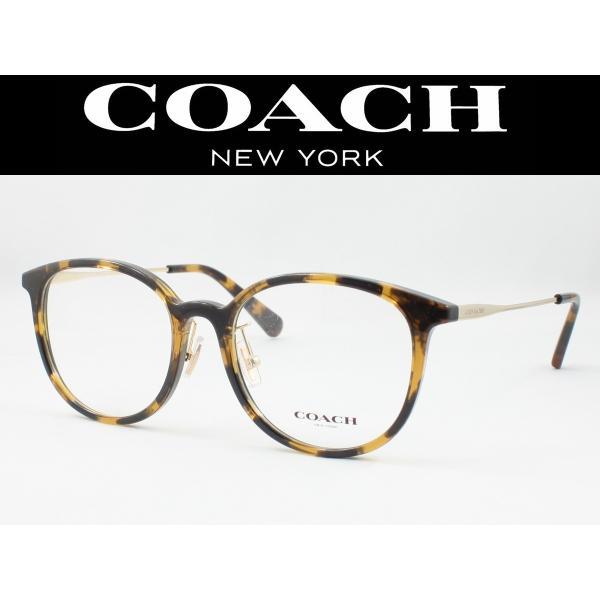 COACH コーチ メガネフレーム HC6160D-5120 度付き対応 近視 遠視 老眼 遠近両用 日本正規品 アジアンフィット