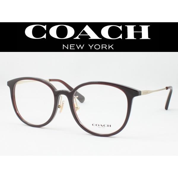 COACH コーチ メガネフレーム HC6160D-5424 度付き対応 近視 遠視 老眼 遠近両用 日本正規品 アジアンフィット