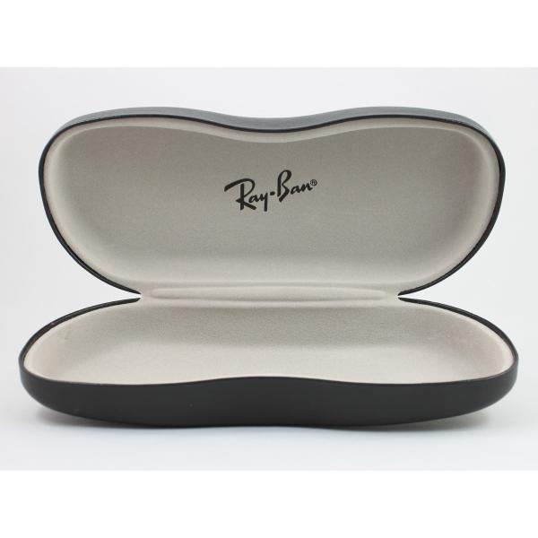 Ray-Ban メガネケース&メガネ拭き スチール製ハードケース (セルフレーム付属品)|meganezamurai|03