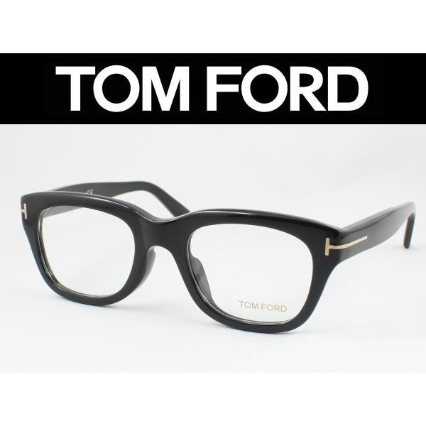 TOM FORD トムフォード TF5178F-001 メガネフレーム 度付き対応 近視 遠視 老眼 遠近両用 FT5178F-001