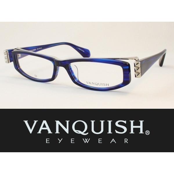 VANQUISH ヴァンキッシュ メガネフレーム VQ-5016-4|meganezamurai