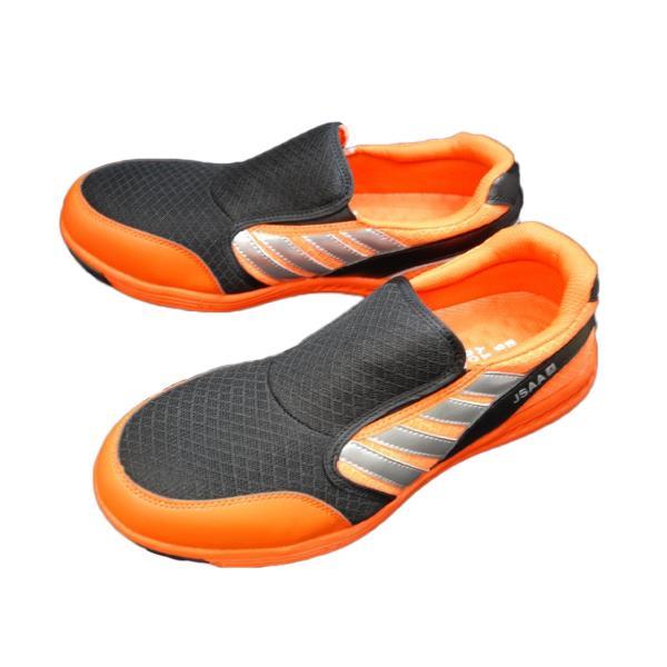多機能安全スニーカー コーコス信岡 HZ 367 安全靴 軽量/耐滑/耐油 !!24.5〜 29cm 30cmスリッポンタイプ