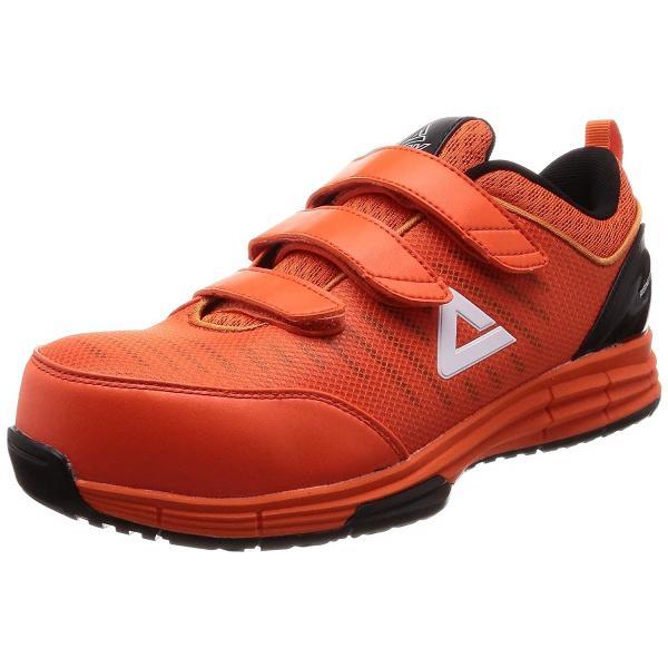 【送料無料】安全靴 PEAK WOK-4506 スニーカータイプ ピーク