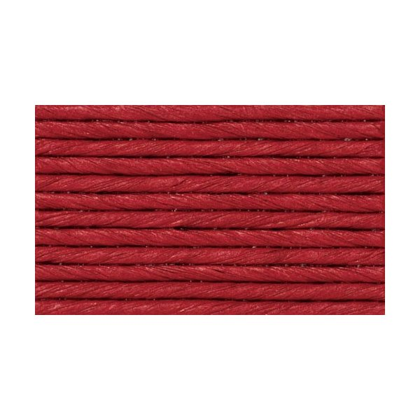 エコクラフトテープ  紅ばら 199m巻 15mm 12芯 2020g  国産 高品質 めぐみ手芸ブランド
