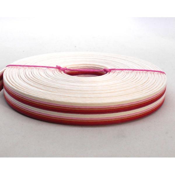 エコクラフトテープ ダリア199m巻 15mmX12芯 純国産