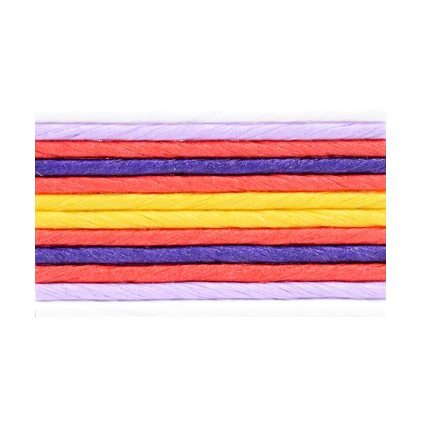 エコクラフトテープ 楊貴妃199m巻 15mm 12芯  2020g 国産 高品質 めぐみ手芸ブランド