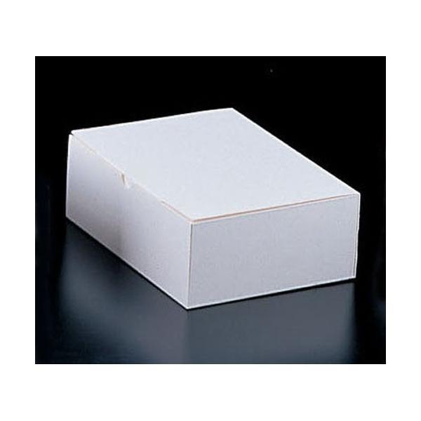 エコ洋生 サービスボックス #8 20-153 5号 100枚入【 ケーキボックス お菓子作り 】 【 バレンタイン 手作り 】