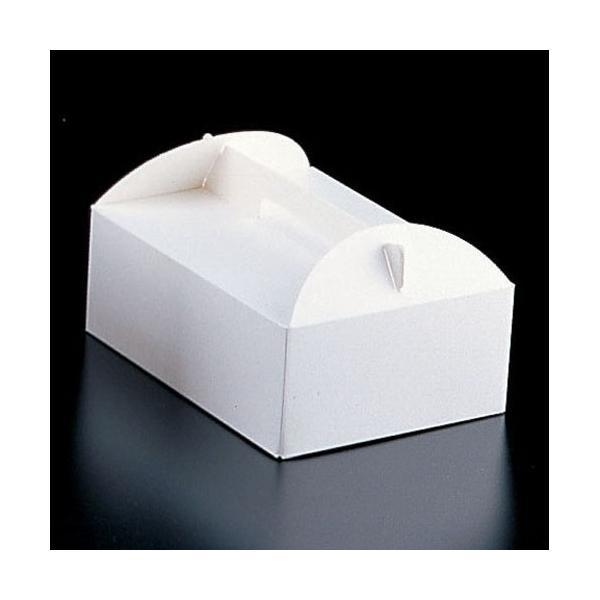 エコ洋生 キャリーボックス #8 DE-53 5号 100枚入【 ケーキボックス お菓子作り 】 【 バレンタイン 手作り 】