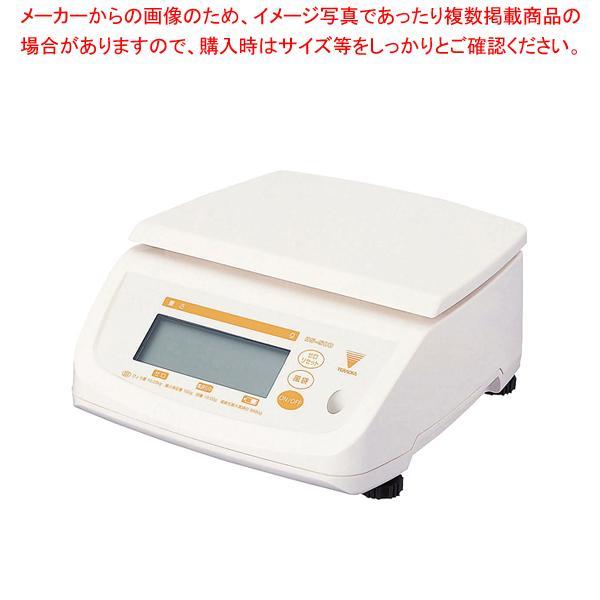 寺岡 防水型デジタル上皿はかり テンポ DS-500N 20kg
