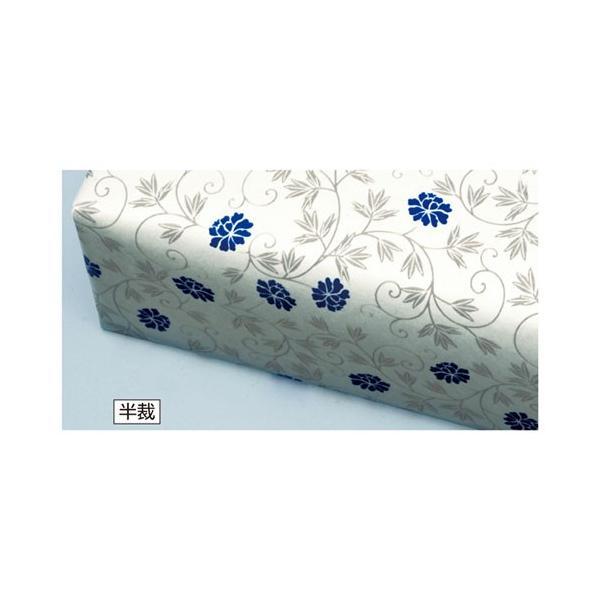 並口包装紙 なごり花 藍 1000枚