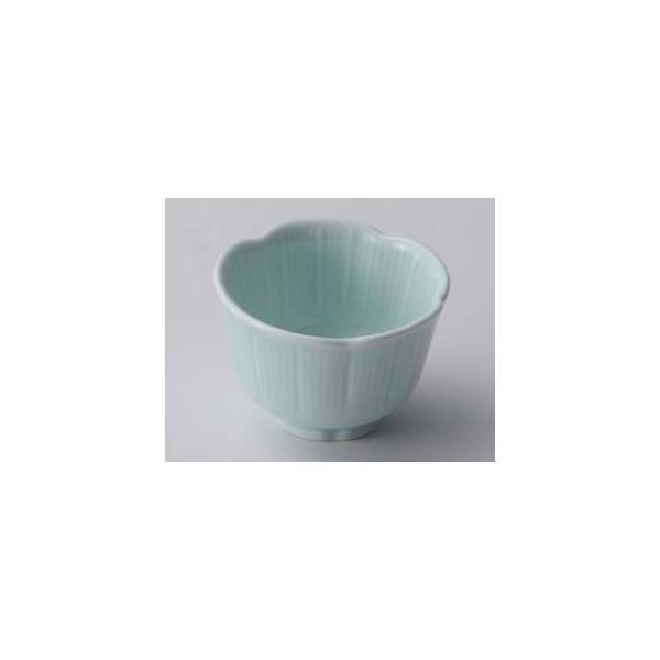和食器 チ087-117 ヒワ梅型珍味