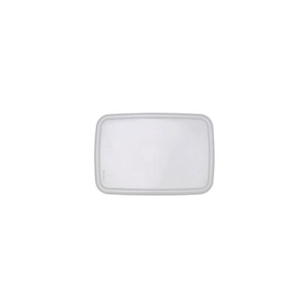 野田琺瑯 White Series シール蓋(単品) レクタングル浅型S用 SFA-S