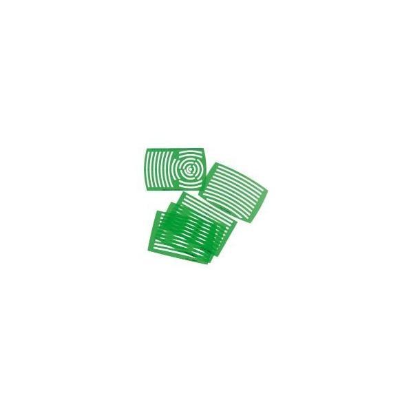【まとめ買い10個セット品】 テンプレート  アール定規5枚セットケース入  CR−TN400S−G