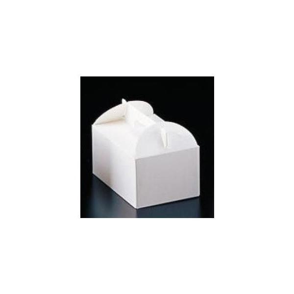 エコ洋生 キャリーボックス #6 DE-51 3号 200枚入【 ケーキボックス お菓子作り 】 【 バレンタイン 手作り 】