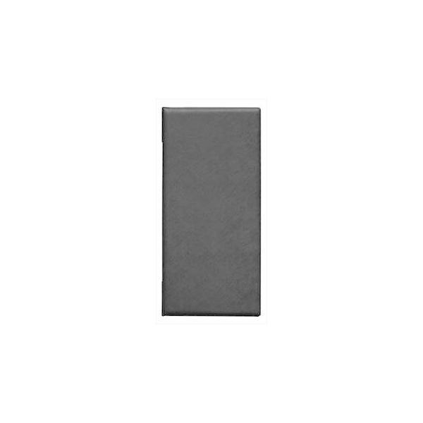 シンビ メニューブック MU-203 黒【 5-1654-0801 】【 おしゃれ メニューファイル レストラン 飲食店用品 メニュー表ファイル カフェメニューブック 】