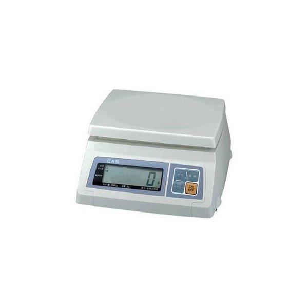 CASデジタルはかり TI-5000