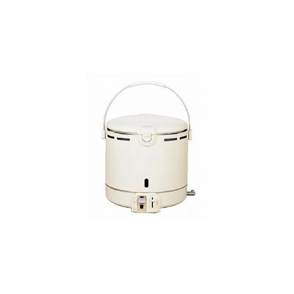 パロマ ガス炊飯器 PR-200DF 12A13A 白の画像