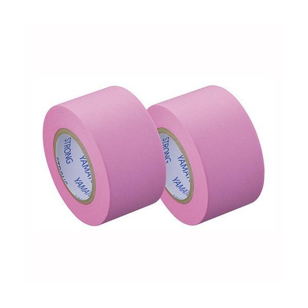 ヤマト メモックロールテープ 詰替用テープ(蛍光紙) PRK-25H-RO ローズ