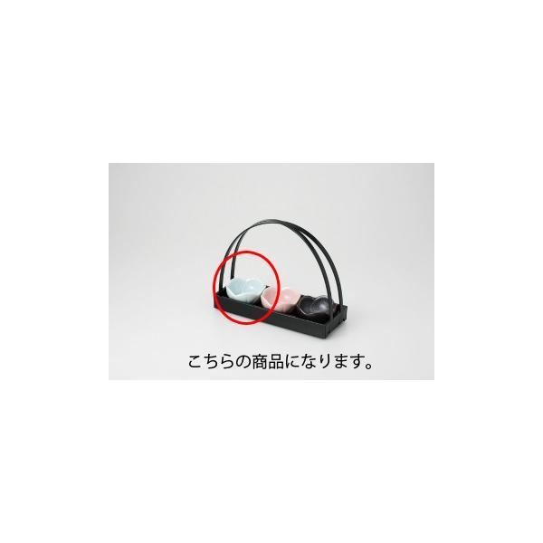 和食器 青磁 梅型珍味 36K098-41 まごころ第36集 【キャンセル/返品不可】