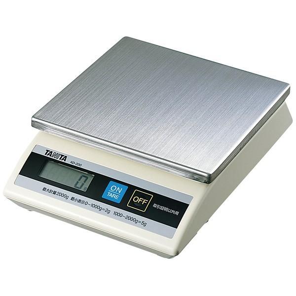 タニタ卓上スケール KD-200 2kg