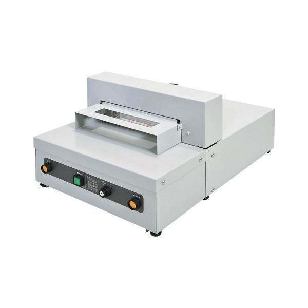 【まとめ買い10個セット品】 電動裁断機(自動紙押さえタイプ)  A4判 本体  CE−31DS