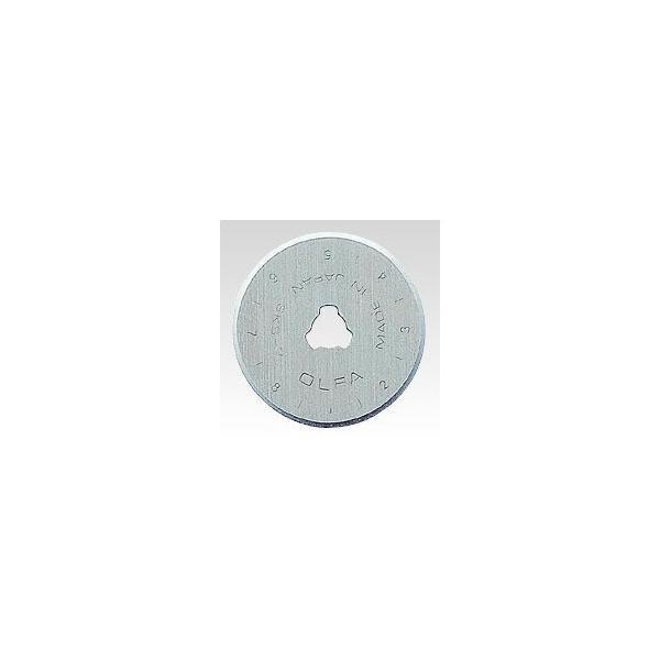 【まとめ買い10個セット品】 ロータリーカッター28  円形刃28ミリ替刃  RB28−2