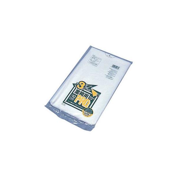 まとめ買い10個セット品 複合3層プロゴミ袋半透明[10枚入]R-43業務用厨房機器カタログ プロ仕様消化厨房器具製菓道具おし