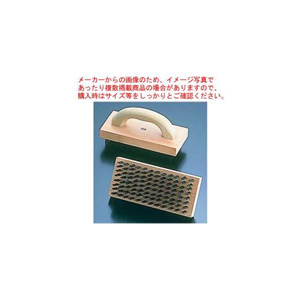 カーライル ブッチャーブロックブラシ 40676【 ワイヤブラシ 】