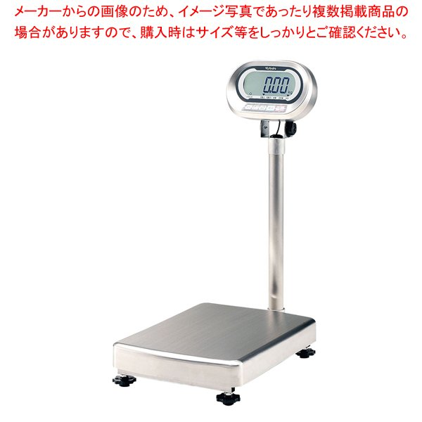 クボタ防水・防塵デジタル台はかり検定付 KL-IP-K150A