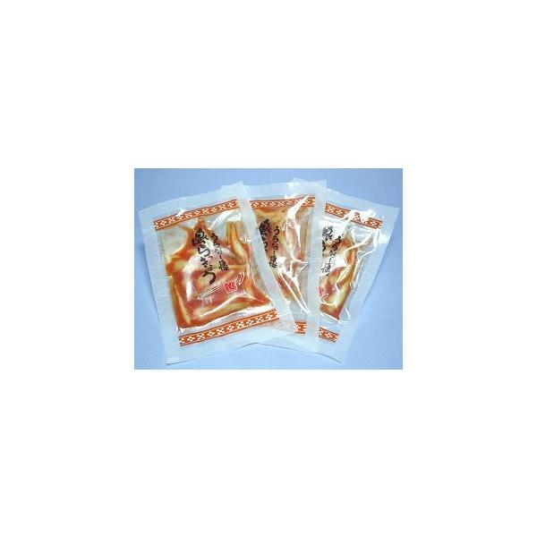 島らっきょう:キムチ漬け 50g入×3袋(沖縄:でいごフーズ)