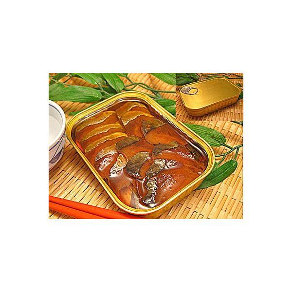 へしこ鯖缶詰 1個 へしこ鯖 ぬか鯖 の缶詰 へしこ鯖をスライスしオイル(綿実油)に浸した缶詰 鯖のぬか漬け ぬか鯖 ぬかさば ぬかサバ
