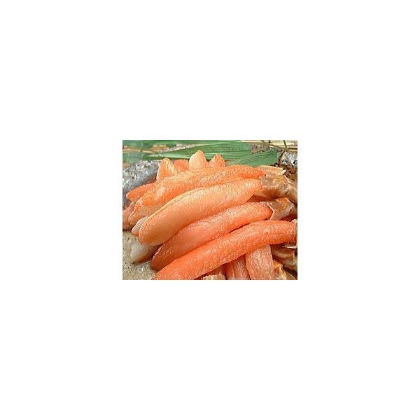 カニ ポーション 1kg(500g×2個)入 ズワイガニ 脚 むき身 脚身 足 足身 剥き身 カニ 足身 カニ鍋 しゃぶしゃぶ用 ずわい蟹 棒肉