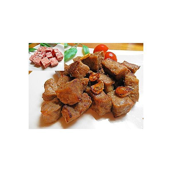 サイコロステーキ 2kg (1kg×2袋入) 牛 ベース 成型肉 ビーフ サイコロ ステーキ 牛肉 牛 成型 肉