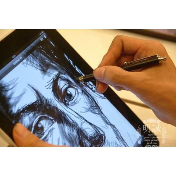 送料無料 高品質タッチペン ipad Air2 iphone6 iphone6plus Xperia Galaxy スマートフォンタッチペン  タブレット Tab用タッチペン10色タッチペン|meiseishop|02