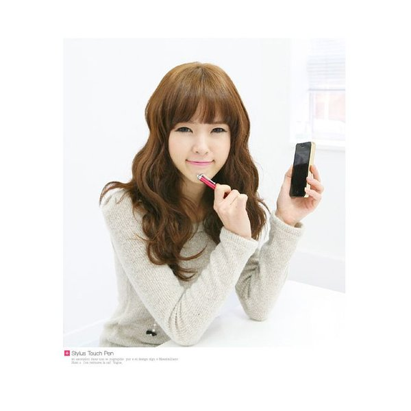 送料無料 高品質タッチペン ipad Air2 iphone6 iphone6plus Xperia Galaxy スマートフォンタッチペン  タブレット Tab用タッチペン10色タッチペン|meiseishop|03