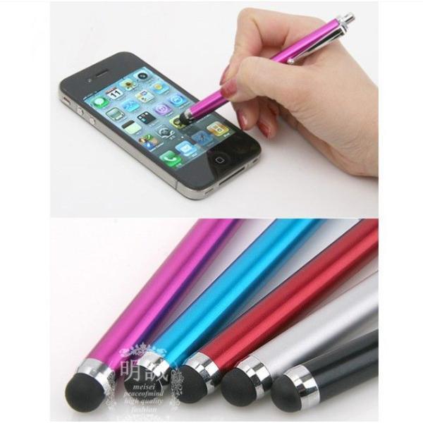 送料無料 高品質タッチペン ipad Air2 iphone6 iphone6plus Xperia Galaxy スマートフォンタッチペン  タブレット Tab用タッチペン10色タッチペン|meiseishop|06
