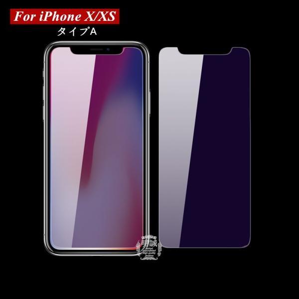 iPhone XS Max iPhone XS iPhone XR ブルーライトカット 強化ガラス保護フィルム iPhone X/8/8plus/7/7plus/6s/6s plus 液晶保護フィルム iPhone用 全機種対応|meiseishop|05