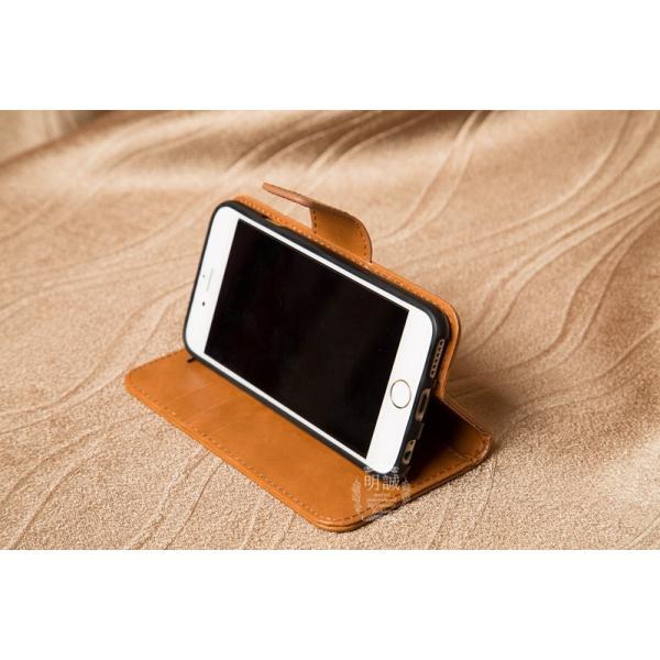 iPhoneX/8/8plus iPhone7 iphone7 plus 手帳型レザーケース 高品質ケース iphone6s plus スマホケース iPhone6手帳型 iphone8 plus|meiseishop|15