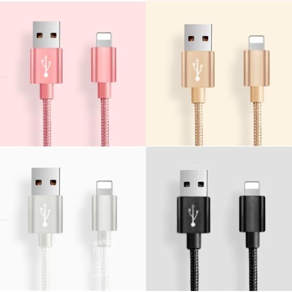 iPhoneケーブル 長さ 2 m 急速充電 充電器 データ転送ケーブル USBケーブル iPhone用 充電ケーブル iPhone8/8Plus iPhoneX iPhone7 ケーブル スマホ合金ケーブル|meiseishop|06