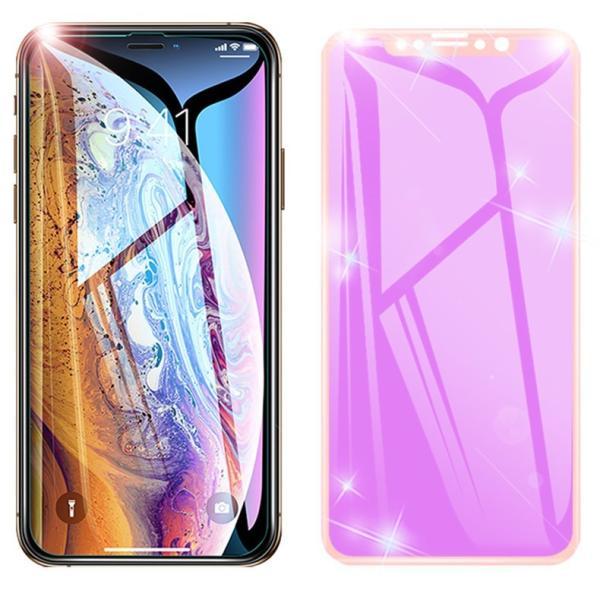 iPhone 11 Pro Max iPhone XS Max iPhone XR 3D ブルーライトカット 強化ガラス保護フィルム ソフトフレーム iPhone XS/X/8plus/8/7plus/7/6s/6s plus|meiseishop|16