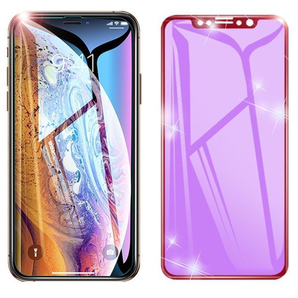 iPhone 11 Pro Max iPhone XS Max iPhone XR 3D ブルーライトカット 強化ガラス保護フィルム ソフトフレーム iPhone XS/X/8plus/8/7plus/7/6s/6s plus|meiseishop|18