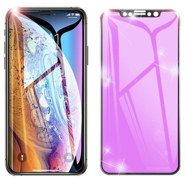 iPhone 11 Pro Max iPhone XS Max iPhone XR 3D ブルーライトカット 強化ガラス保護フィルム ソフトフレーム iPhone XS/X/8plus/8/7plus/7/6s/6s plus|meiseishop|19