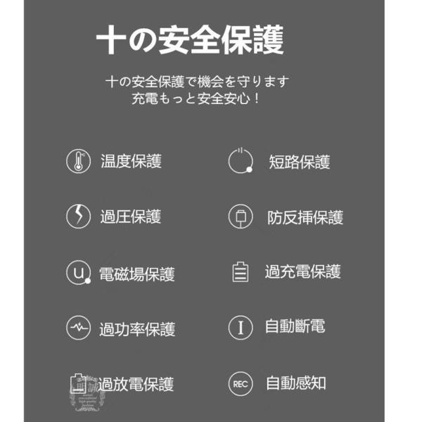 Qiワイヤレス充電器 QI 基準 無接点充電 スマホ充電器 急速充電 iPhoneX iPhone8/8plus Note8 Galaxy スマホ急速充電器 Qi無線出 ワイヤレス 【PL保険加入済み】|meiseishop|16