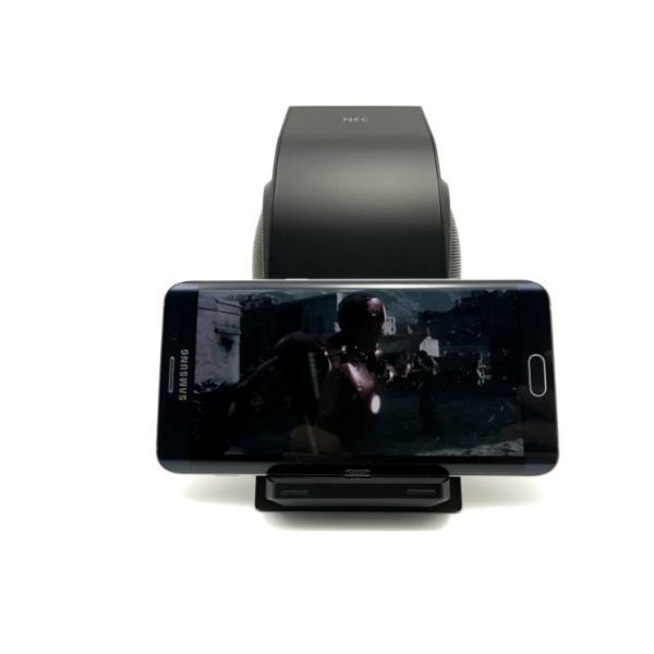 Qiワイヤレス充電スタンド Bluetooth 4.2 ポータブル充電式ステレオスピーカー ワイヤレス充電器 急速充電 15W ワイヤレス充電スピーカー 無接点充電 高品質|meiseishop|17