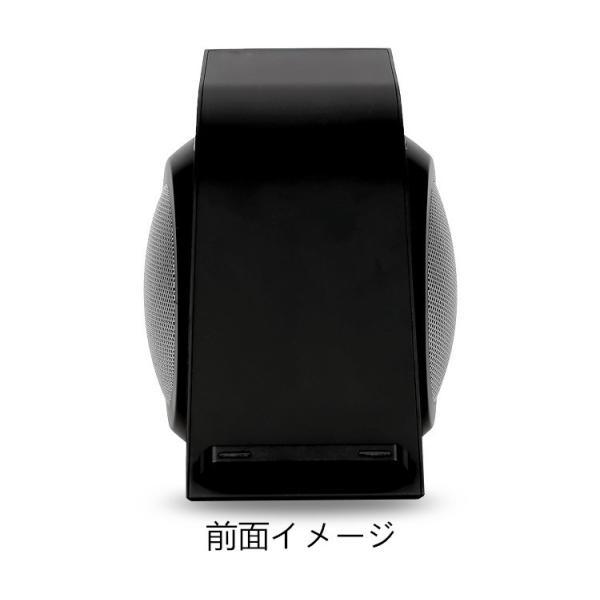Qiワイヤレス充電スタンド Bluetooth 4.2 ポータブル充電式ステレオスピーカー ワイヤレス充電器 急速充電 15W ワイヤレス充電スピーカー 無接点充電 高品質|meiseishop|18