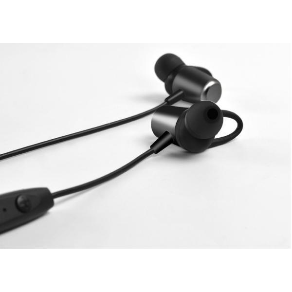 Bluetooth 4.2 ワイヤレスイヤホン 高音質 軽量 ブルートゥースイヤホン 防塵防水 重低音 スポーツ ヘッドホンイヤホン マイク付き ジョギング用 iPhone Android|meiseishop|20