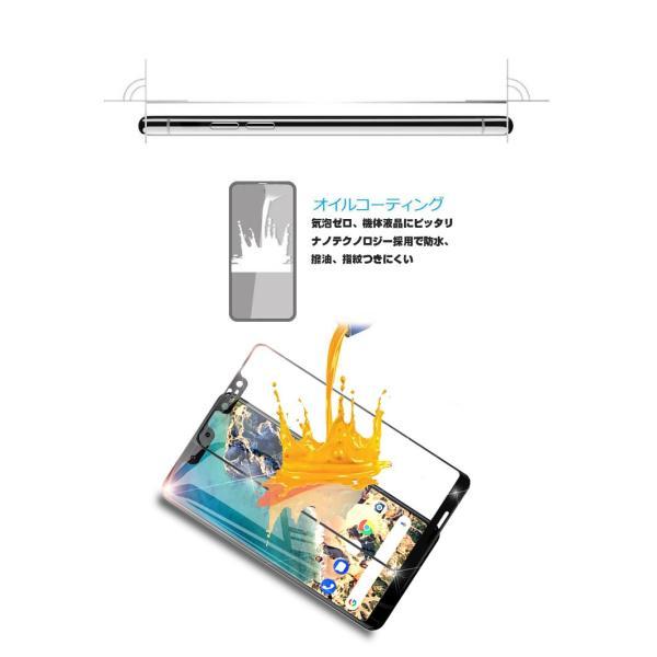 グーグル ピクセル Google Pixel 3XL 4D全面吸着 全面保護 強化ガラス保護フィルム Google Pixel 3XL 強化ガラスフィルム Google Pixel 3XL 液晶保護フィルム|meiseishop|18