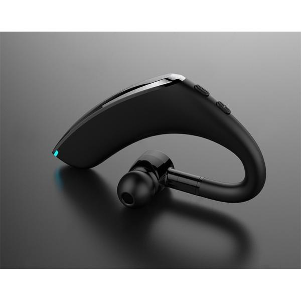 ブルートゥースイヤホン5.0 左右耳通用 ワイヤレスイヤホン Bluetooth 5.0耳掛け型最高音質 日本語音声 180度回転 超長待機 ヘッドセット 片耳|meiseishop|17
